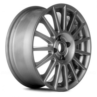 "Replace® - 17"" Replica 15 Spokes Light Charcoal Factory Alloy Wheel"