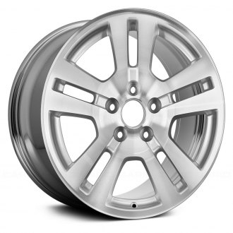 Replace X Double Spoke Chrome Alloy Factory Wheel Remanufactured
