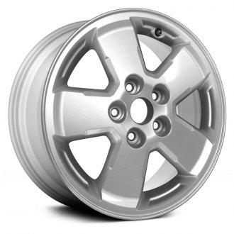 Replace 16x7 5 Spoke Silver Alloy Factory Wheel
