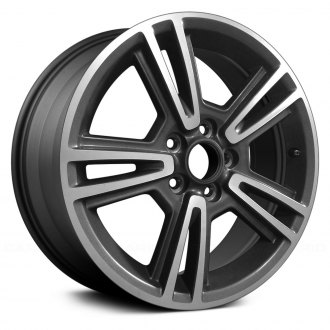 Ford Mustang Rims >> 2010 Ford Mustang Replacement Factory Wheels Rims Carid Com