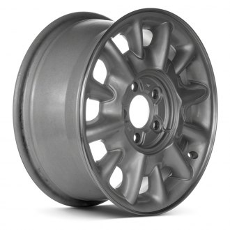 "Replace® - 16"" Remanufactured 12 Spokes Factory Alloy Wheel"
