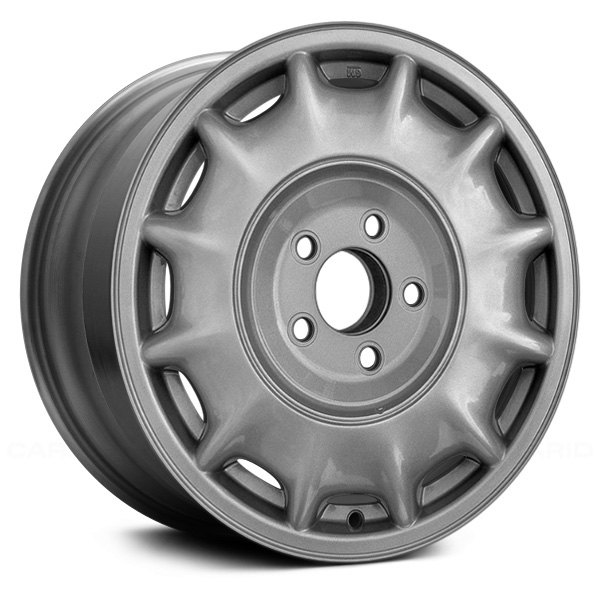 "Replace® - 16"" Remanufactured 12 Slots Silver Factory Alloy Wheel"