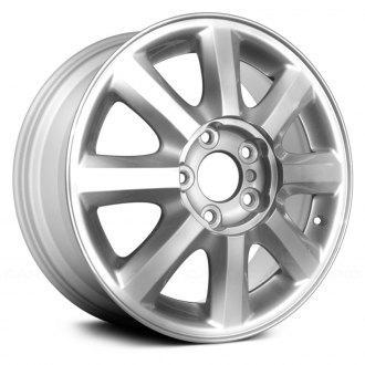 "Replace® - 16"" Remanufactured 8 Spokes Factory Alloy Wheel"
