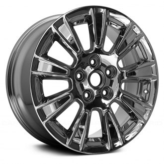 "Replace® - 17"" Remanufactured 9 Spokes Factory Alloy Wheel"