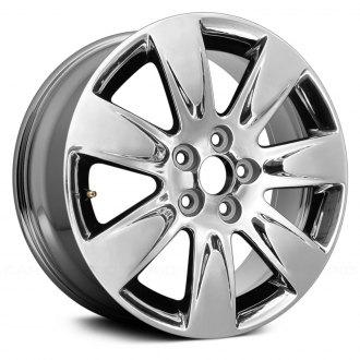 "Replace® - 18"" 7 Spokes Chrome Factory Alloy Wheel"