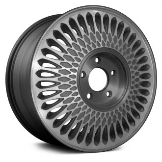 "Replace® - 15"" Remanufactured Lace Design Factory Alloy Wheel"