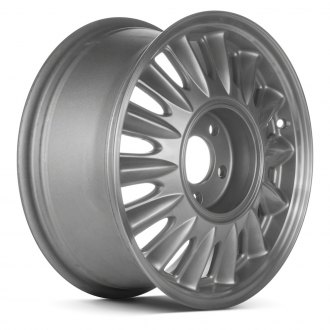 "Replace® - 16"" Remanufactured 14 Spokes Silver Factory Alloy Wheel"