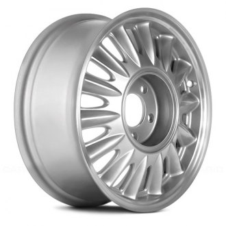 "Replace® - 16"" Remanufactured 14 Spokes Chrome Factory Alloy Wheel"