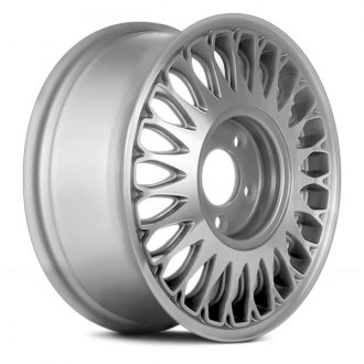 "Replace® - 15"" Remanufactured 22 Spokes Argent Factory Alloy Wheel"