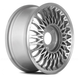 "Replace® - 15"" Remanufactured 24 Spokes Chrome Factory Alloy Wheel"