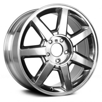 2009 cadillac sts replacement factory wheels rims carid 2014 Cadillac Eldorado replace 17x7 5 7 spoke alloy factory wheel