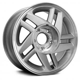 "Replace® - 16"" Remanufactured 10 Spokes Argent Factory Alloy Wheel"