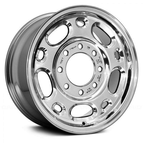 "Replace® - 16"" Remanufactured 10 Holes Chrome Factory Alloy Wheel"