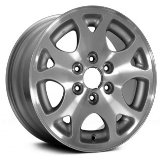 "Replace® - 17"" Remanufactured 10 Slots Factory Alloy Wheel"