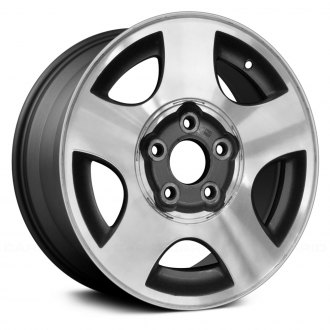 2003 chevy malibu tire size