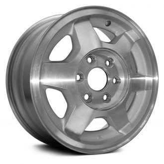 "Replace® - 16"" Remanufactured 6 Spokes Factory Alloy Wheel"