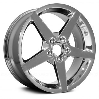 "Replace® - 19"" Remanufactured 5 Spokes Factory Alloy Wheel"