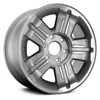 "Replace® - 18"" 5 Spokes with Groove Factory Alloy Wheel"