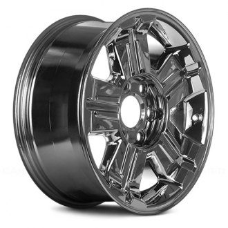 "Replace® - 18"" Remanufactured 5 Spokes with Groove Factory Alloy Wheel"