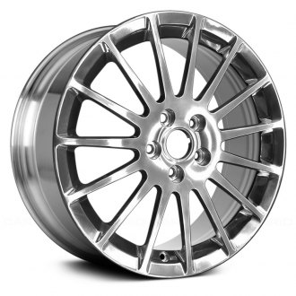 "Replace® - 19"" Remanufactured 15 Spokes Polished Factory Alloy Wheel"