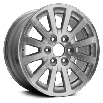 "Replace® - 18"" Remanufactured 12 Spokes Factory Alloy Wheel"