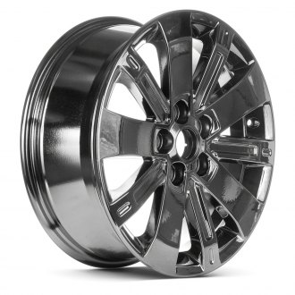 "Replace® - 18"" Remanufactured 10 Spokes Light PVD Chrome Factory Alloy Wheel"