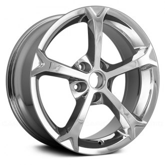 Replace® - Remanufactured 5 Spokes Factory Alloy Wheel