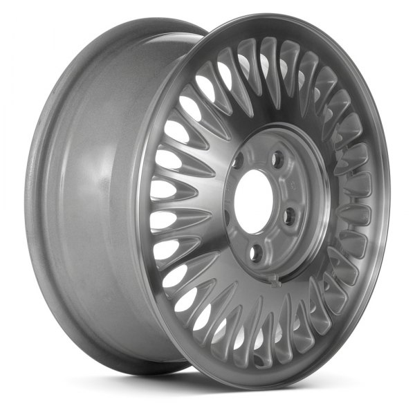 "Replace® - 15"" Remanufactured 30 Slots Silver Factory Alloy Wheel"