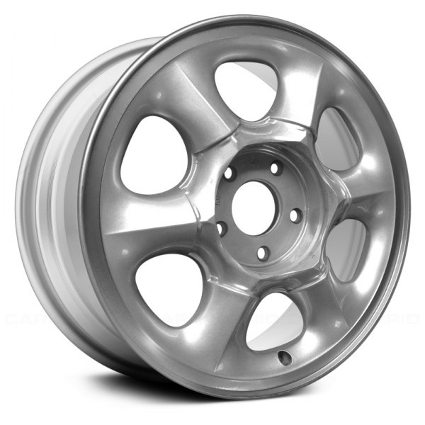 "Replace® - 16"" Remanufactured 6 Spokes Argent Factory Alloy Wheel"