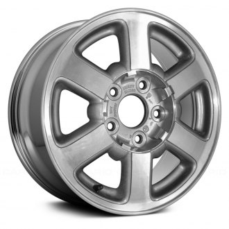 2000 oldsmobile bravada replacement factory wheels rims carid com 2000 oldsmobile bravada replacement