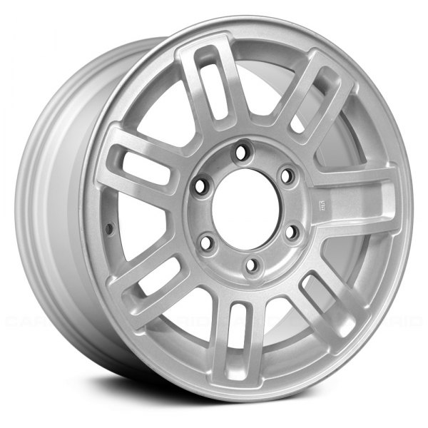 "Replace® - 16"" Remanufactured 13 Spokes Silver Factory Alloy Wheel"
