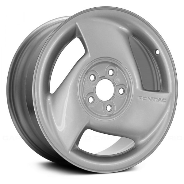 "Replace® - 16"" Remanufactured 3 Spokes Silver Factory Alloy Wheel"