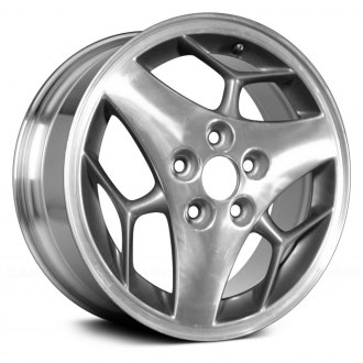 "Replace® - 16"" Remanufactured 3 Spokes Factory Alloy Wheel"