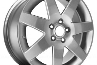 "Replace® - 18"" Remanufactured 7 Spokes Hyper Silver Factory Alloy Wheel"