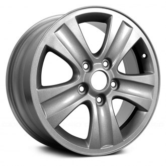 2013 chevy impala replacement factory wheels rims carid 2006 Chevy Impala LT White replace 16x6 5 5 spoke alloy factory wheel remanufactured