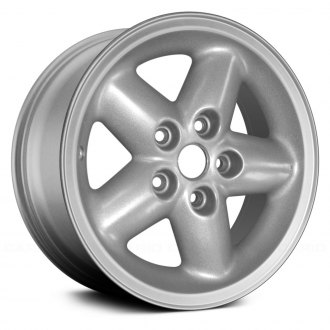 "Replace® - 15"" 5-Spoke Factory Alloy Wheel (Remanufactured)"