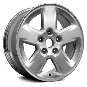 a92e571b86b Replace® - 17x8 5-Spoke Light PVD Chrome Alloy Factory Wheel  (Remanufactured)