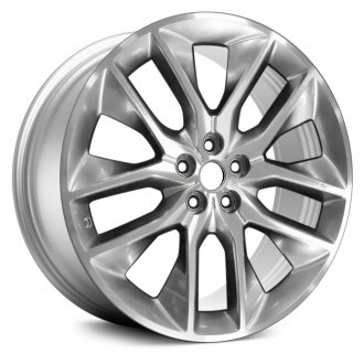 Replace Factory Alloy Wheels