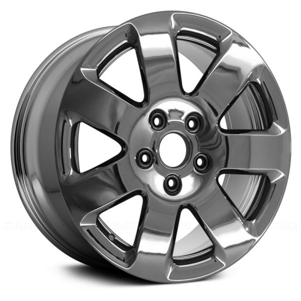 "Replace® - 18"" Remanufactured 7 Spokes Chrome Factory Alloy Wheel"