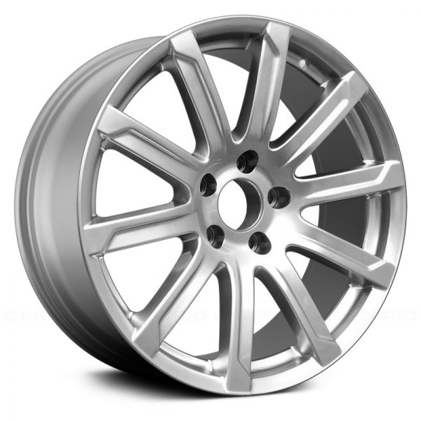 Audi A4 2010 18x8 10-Spoke Alloy Factory Wheel