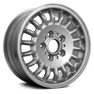 "Replace® - 15"" Remanufactured 18 Spokes Factory Alloy Wheel"