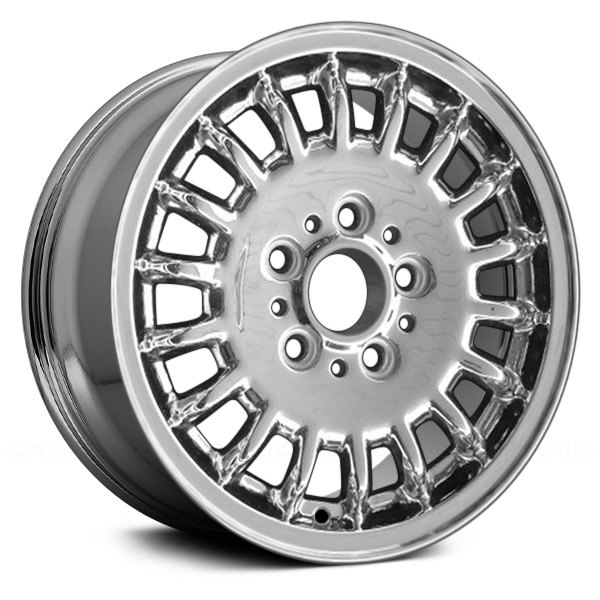 "Replace® - 15"" Remanufactured 18 Spokes Chrome Factory Alloy Wheel"