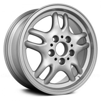 "Replace® - 16"" Remanufactured 5 Double Spokes Factory Alloy Wheel"