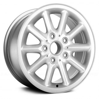 "Replace® - 17"" Remanufactured 15 Spokes Factory Alloy Wheel"