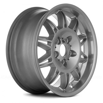 "Replace® - 17"" Remanufactured 20 Spokes All Painted Silver Factory Alloy Wheel"