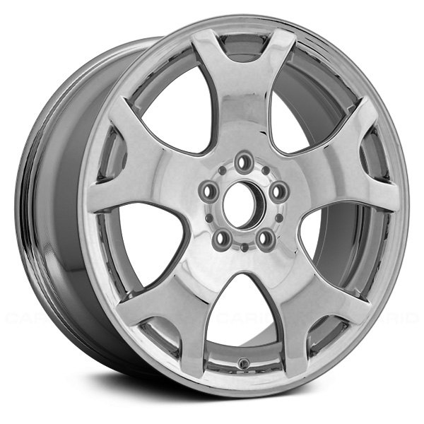 "Replace® - 19"" Remanufactured Front 5 Y Spokes Chrome Factory Alloy Wheel"