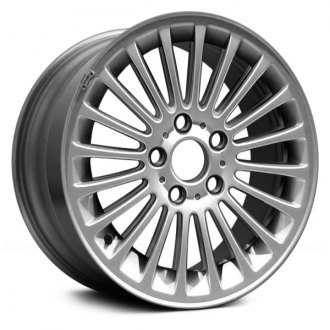"Replace® - 17"" Remanufactured 20 Spokes Factory Alloy Wheel"