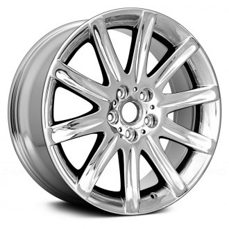 "Replace® - 19"" Remanufactured 10 Spokes Factory Alloy Wheel"