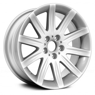 "Replace® - 19"" Remanufactured 10 Spokes Silver Factory Alloy Wheel"