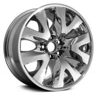 "Replace® - 19"" Remanufactured 5 V Spokes Factory Alloy Wheel"